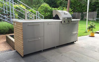 DIY Outdoorküche – Ikea Hack