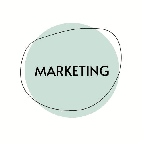 Skizze zur Marketingstrategie